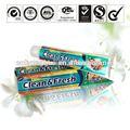 Novo creme dental fórmula para personalizado