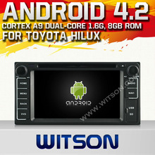 WITSON ANDROID 4.2 CAR VIDEO TOYOTA CAMRY 2012 WITH A9 DUAL CORE CHIPSET DVR SUPPORT WIFI 3G APE MUSIC BACK VIEW