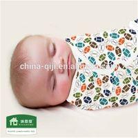Cheap plain 100% nicety baby blanket