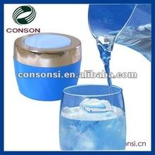 Nonionic silicone fluid