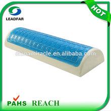 High Quality Custom Design Filling Memory Foam Pillow/Sleeping Tube Pillow