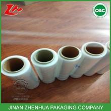 plastic jumbo roll hot film free samples pallet film wrap PE stretch film