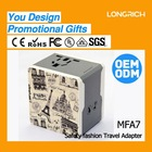 horse chinese new year giftelectric all-in-one travel adapter with ce for lover gifts