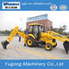 small garden tractor loader backhoe with ISO9001 certification,case backhoe for sale