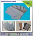 Cor cinza preço de fibra placa de cimento para decoração