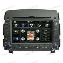 Car DVD Player with Auto DVD GPS & Bluetooth & Navigator & Radio for Hyundai Sonata NF