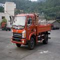 Nueva condición 10 T de carga 4 x 2 luz camión de remolque para trabajo