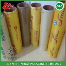 High quality static cling film,p.v.c. cling film in China, pvc cling film wrap xin nanya wrap