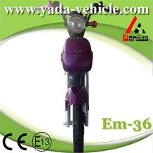 Yada em36 48v 350w 10- polegadas pmdc brushless electric moped mota para adultos