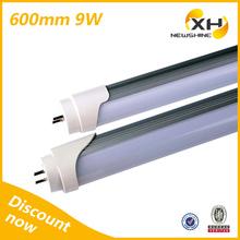 2014 whole sales ce & rohs approved t8 led tube 9W 10W 18W 20W armature tube led