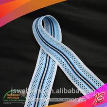 Light and thin crochet elastic band