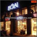 llevó la luz del alfabeto letras signo hecho en china