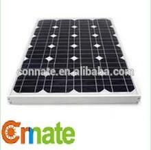 50W Solar PV Module/Tempered Glass