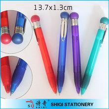 Unique design colorful promotional pen for gift