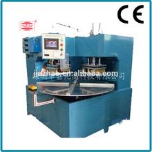 pvc plastic multi work-station hot-press welding forming machine