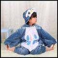 crianças lovely little bird pijamas cosplay para a promoção