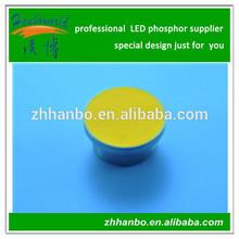 Gag jaune poudre fluorescente LED avec CE