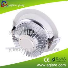 Longlife span AC90V-260V high lumen down led lights