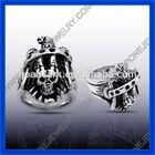 2014 Perfect Original Design skull wedding bands China Manufacturer