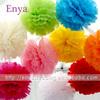 EYPP02 Perfect Decoration Tissue Paper Pom Poms