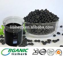 13 years ISO factory suuply black bean tar