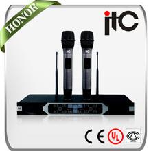 ITC T-521UF UHF Professional Wireless Microphone