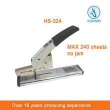 big books stapler machine, book binding stapler, HS-324