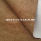 100%polyester microfibra spain sofa fabric
