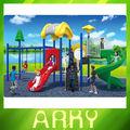 2014 quente crianças diversão ao ar livre slide e swing