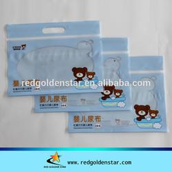 baby wet wipe packaging bag Qingdao Manufacturer