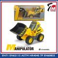 2015 novos brinquedos rc caminhão 6 canais construção car kid car truck