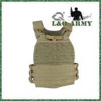 500 D Military Armor Vest Tactical Body Plate Carrier