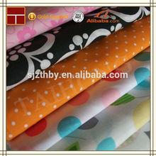 hot sale printed polka dot cotton fabric wholesale