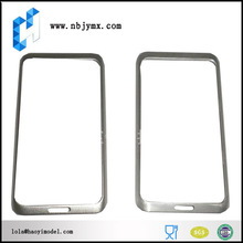 Elegant Design Accessory for iPhone Mobile Phones enclosure Aluminum rapid prototypes