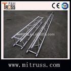 Concert audio equipment truss system