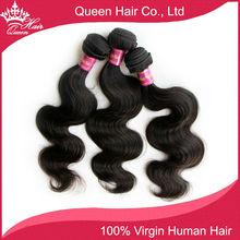 "Wholesale Brazilian Virgin Hair 12""-28"" 6A Top Quality Unprocessed Body Wave Virgin Brazilian Hair DHL Free Shipping"