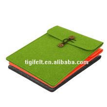 Classic Design felt Ipad-mini cover case
