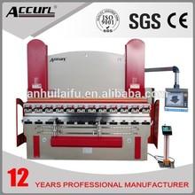 High speed high precision CNC Hydraulicpress brake wheel motor car