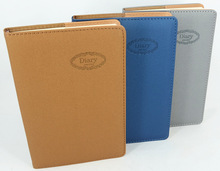 PU leather business organizer/planner/Dairy