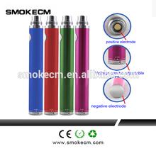 2014 Alibaba.com Hot Selling Evod Twist Battery Free Sample Electronic Vaporizer Pen Style