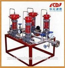 2015 man-operated pressure regulating equipment, sales gas regulating equipment