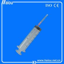 best promotion luer slip/luer lock disposable medical product 50ml plastic syringe