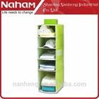 NAHAM 5 pocket Wall Hanging Storage Organizer