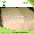 Naturale tagliare la legna rotante keruing impiallacciatura viso, poplor core impiallacciatura, fogli da impiallacciatura di legno