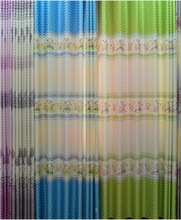 New style curtain designs pvc door curtain