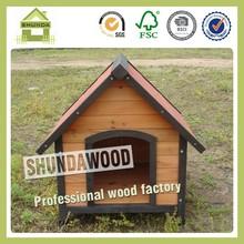 SDD08 Eco-friendly Dog House Wood