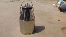 AISI304/316L stainless steel milk bucket