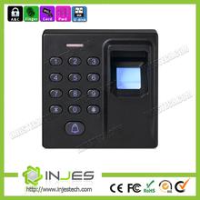 Easy operating Auto-sleep Optical Sensor Wiegand Output No Computer biometric fingerprint usb port security system