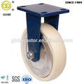 extra pesados de nylon fixo roda do rodízio industrial