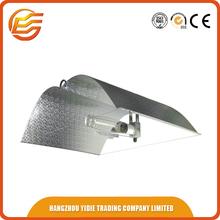 Aluminum Wing Lamp Cover/Shades Grow Light Reflector